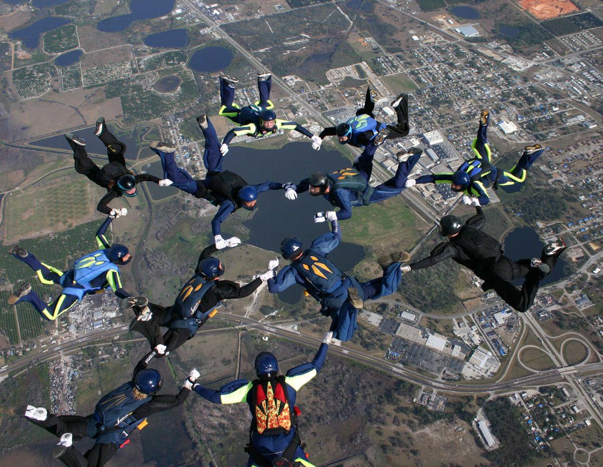 Skydive Florida